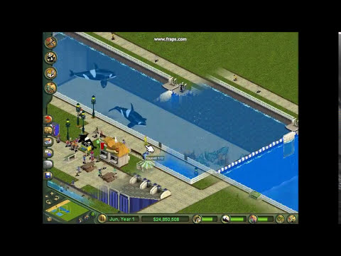Let's Play Zoo Tycoon :Marine Mania