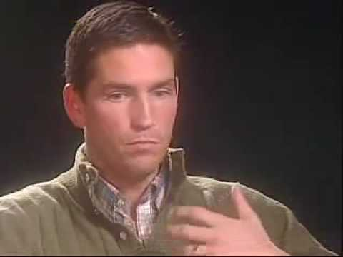 Passion of the Christ interview with Jim Caviezel - YouTube