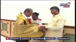 AP CM Chandra Babu To Meet Governor Narasimhan