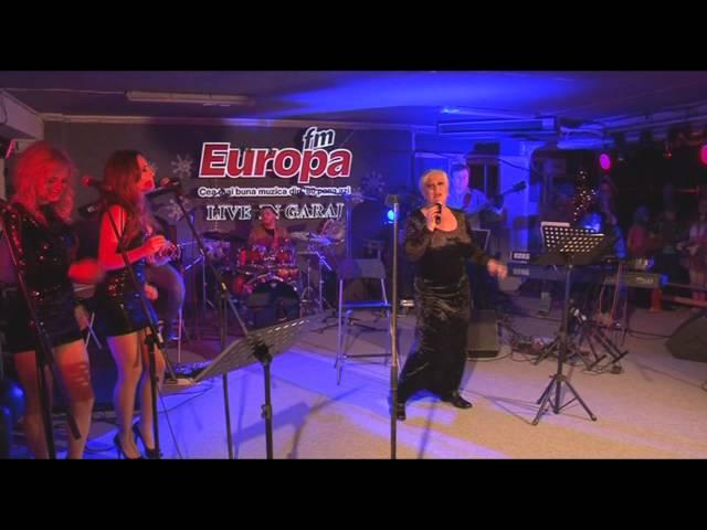 Monica Anghel - Vin' la mama de ma cere (LIVE in Garajul Europa FM)
