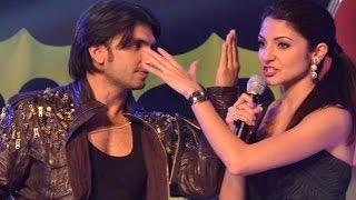 Ranveer Singh APOLOGISES to ex girlfriend Anushka Sharma for CRACKING JOKES on her!