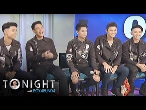 TWBA: Fast Talk with Boyband PH members