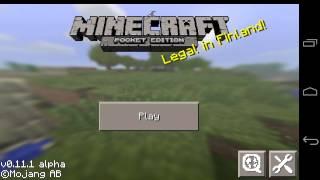 Como Instalar Pack de Texturas y Mods Script | Minecraft Pocket Edition 0.11.1 | 0.11.1 |
