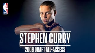 Stephen Curry 2009 NBA Draft All-Access | NBA Vault