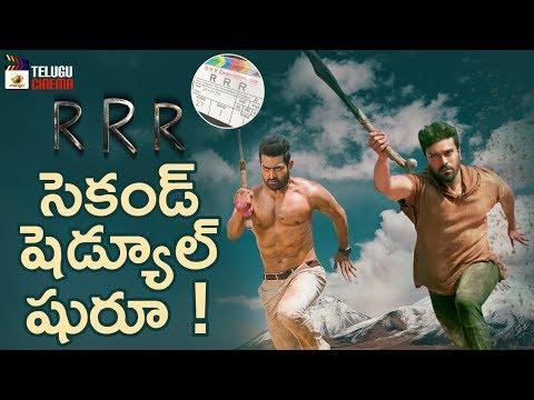 RRR Movie Latest Update | Jr NTR | Ram Charan | SS Rajamouli | MM Keeravani | Mango Telugu Cinema