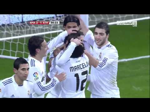Real Madrid 5:1 Athletic Bilbao - full highlights [HD]