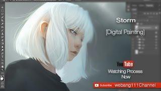 Storm [Digital Painting]