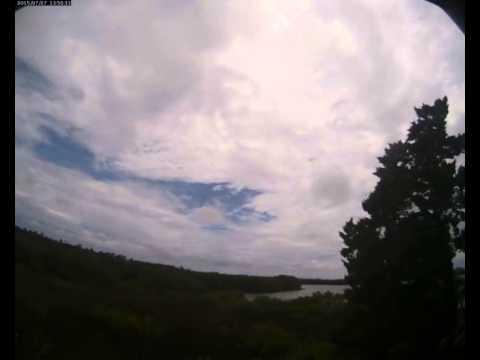 Cloud Camera 2015-07-27: Pasco Energy and Marine Center