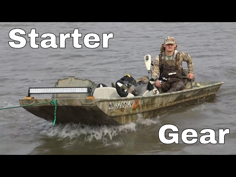 Duck Hunting Gear for New Hunters | Duck Hunting 101