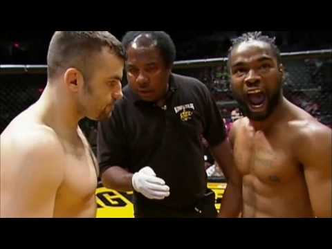 KJ Noons vs. Krazy Horse Bennett in Strikeforce