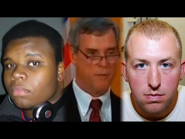 Ferguson Prosecutor Fails To Prosecute & That Might Have Been His Goal