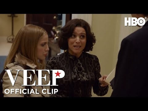 Veep Season 2: Episode 2 Clip