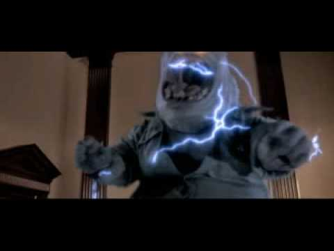 Ghostbusters II courtroom battle