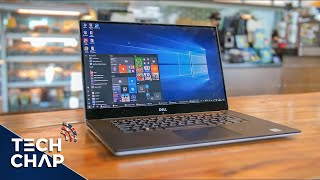 Dell XPS 15 9570 REVIEW - The Perfect Laptop? (i9 + GTX 1050 Ti) | The Tech Chap