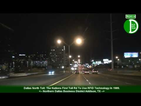 video tours downotwn dallas freeways at night offering splendid views of all directions downtown Picture Provided By Courtesey Of Troy Heerwagen Please Visit...
