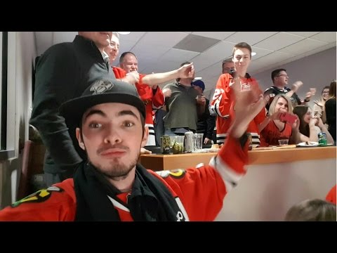 10000$ Crazy Boxes Seats | Chicago Blackhawks Edition