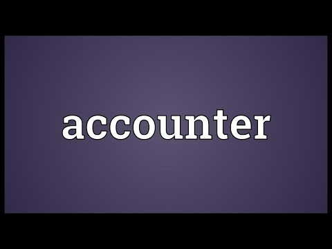 Header of Accounter