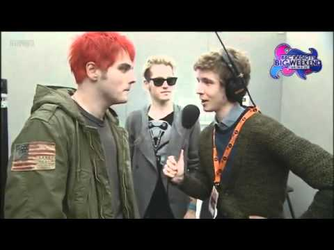 Gerard Way and Mikey Way-Interview