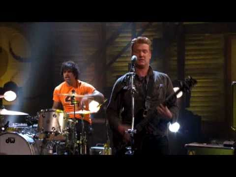 Queens of the Stone Age - If Only (Live @ Conan O'Brien 2011)