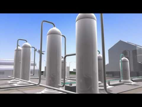 China carbon capture & storage (CCS) project video in Mandarin Chinese