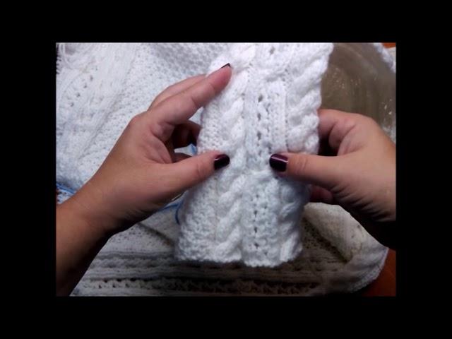 Вязание узоров спицами 2