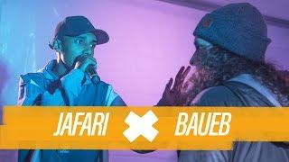 Baueb x Jafari | VIRADA CULTURAL | Batalha da Aldeia |  SP