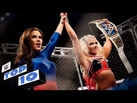 Top 10 SmackDown LIVE moments: WWE Top 10, Jan. 17, 2017