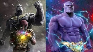 30+ Hilariously Funny THANOS MARVEL INFINITY WAR - THANOS Funny Pictures