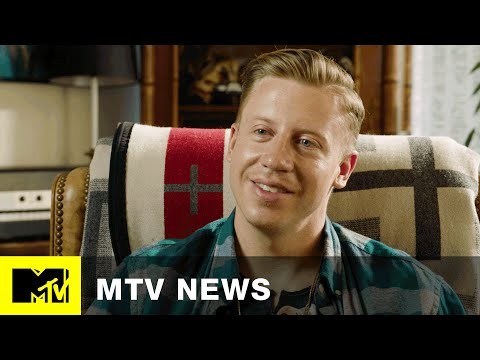 "Macklemore Takes On Fatherhood With ""Growing Up (Sloane's Song)"" | MTV News"