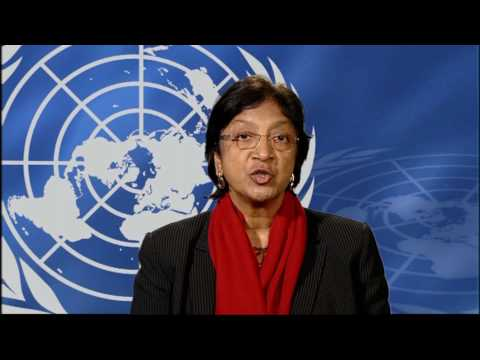 Women's Day - UN High commissioner for Human Rights