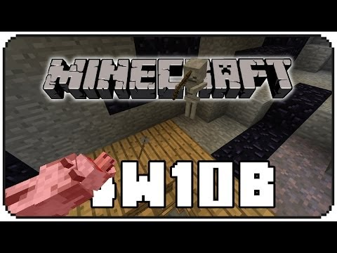 Minecraft Snapshot 14w10B 1.8 THE API UPDATE
