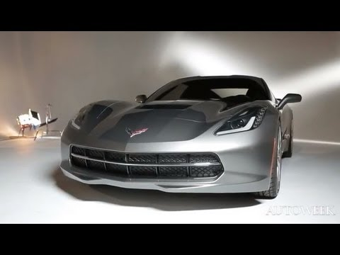 2014 Chevrolet Corvette Stingray - Autoweek detailed walkaround