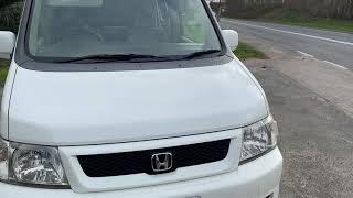 2003 Honda Stepwagon 2.0IVTEC Auto, Fresh Import from Japan, 2003-03-Reg only 54,000 miles