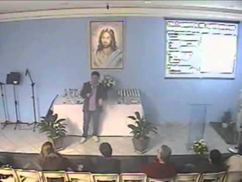 Palestra- Grupo Espírita Esperança - VANDERLEI DE OLIVEIRA - 25 de setembro de 2013