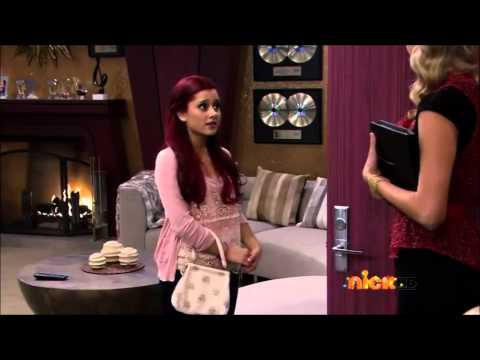 Cat Valentine Funny Moments New 2013 !!
