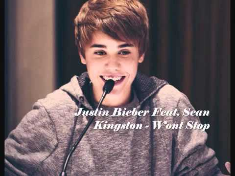 Justin Bieber Feat. Sean Kingston - Wont Stop [new Song] video