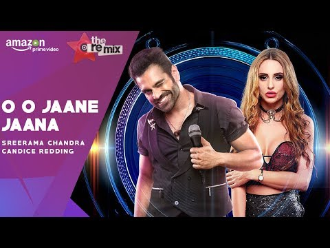 O O Jaane Jaana - The Remix | Amazon Prime Original | Episode 3 | Sreerama Chandra | Candice Redding