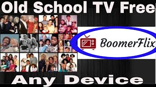Watch Old School Tv Shows And Movies | For Free On Any Device | Kodi Not Needed| APK Not Needed
