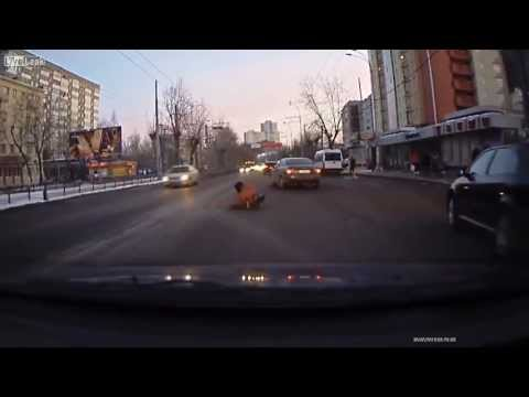 Positive Russian Dash-Cam Compilation