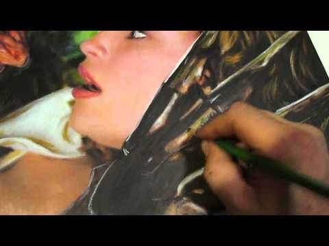 monica keena freddy vs jason during by tattoo bob 2013