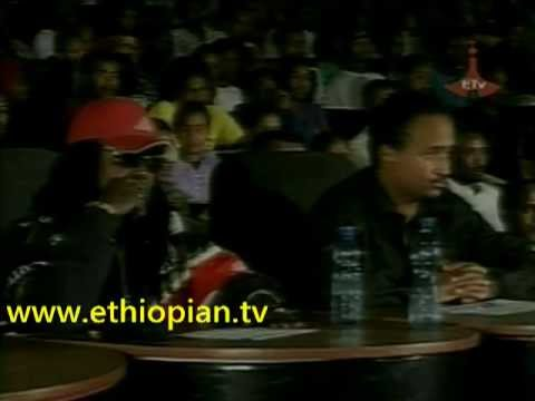 Ethiopian Idol Top 5 Finalists, Part 1 - Clip 1 of 5