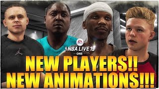 NBA Live 19: EA Sports Adds AND1 Streetball Dribble Moves!! Bone Collector + The Professor 😱