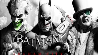 Especial: Batman [Parte 4] Review a Batman: Arkham City