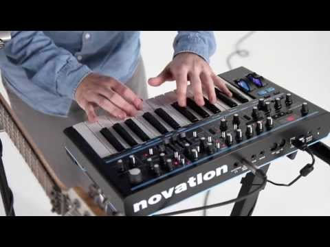 Novation // Bass Station II Performance