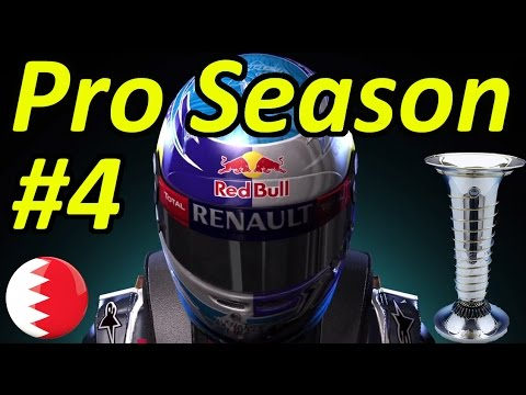 F1 2015 Pro Season Mode Part 4: Bahrain Grand Prix