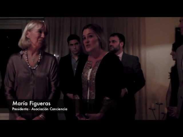 Palabras María Figueras _ Recepción Enrique Iglesias _ Conciencia - SEGIB(720p_H.264-AAC)