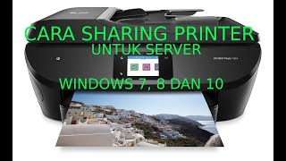 download lagu Cara Setting Sharing Printer Untuk Komputer Client Winows 7 gratis
