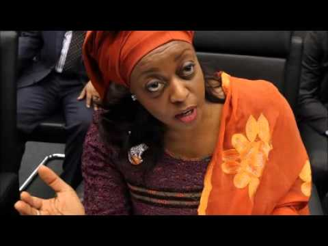 Nigeria ex-oil minister Alison-Madueke 'arrested in UK'