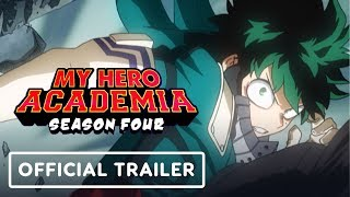 My Hero Academia Season 4 Official Trailer (English Dub Reveal) Exclusive - Comic Con 2019