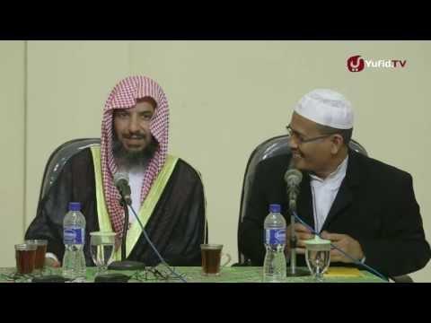 Pengajian Islam: Nasehat Bagi Generasi Muda Islam - Syaikh Dr. Sa'ad Asy-Syatsri